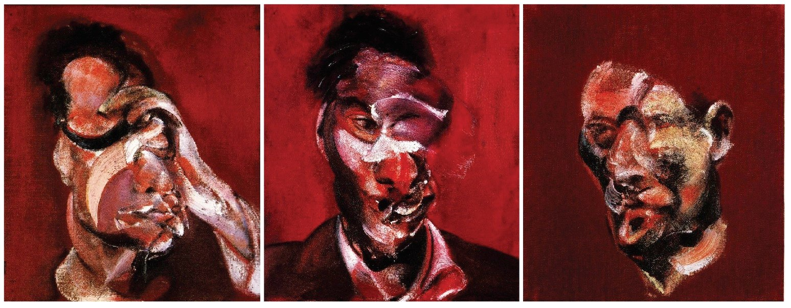 Francis-Bacon-Three-Studies-for-a-Portrait-of-Lucian-Freud-2