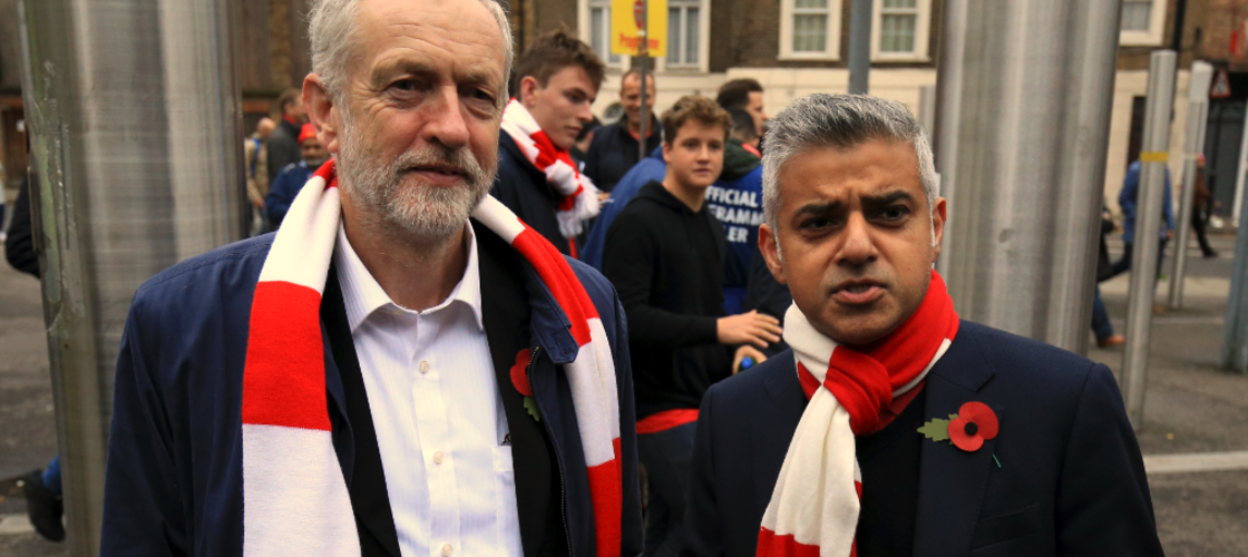Corbyn Sadiq