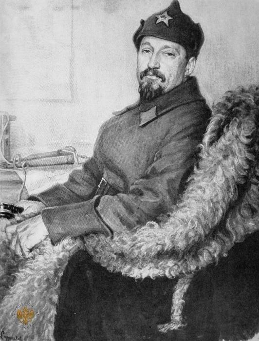 Nikolai Podvoisky