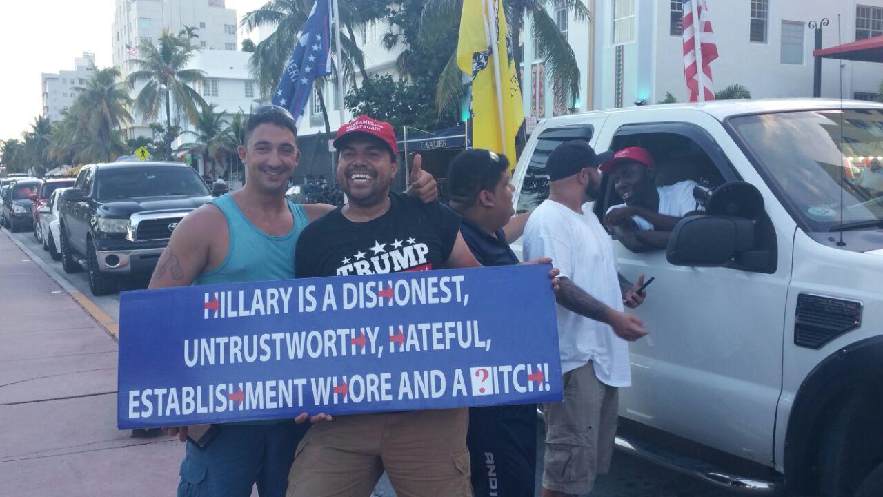 Trum Miami