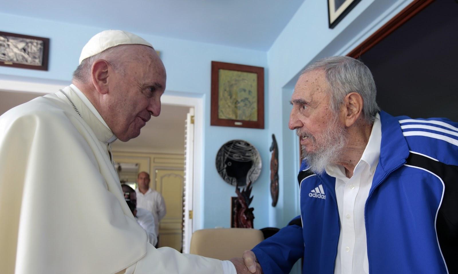 Pope Castro