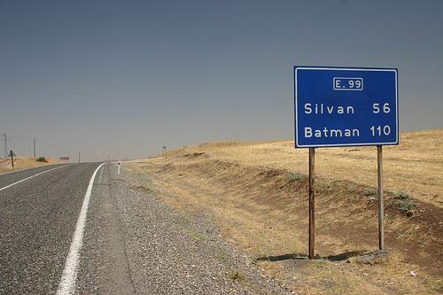 batman road