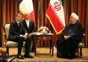 Rouhani_Macron_France